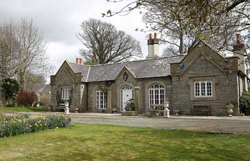 The Alms House Strangford Cover Picture