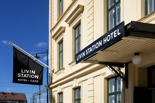 Livin Station Hotel Cover Picture