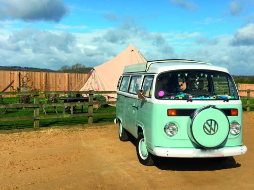 Bybrook Barn Bell Tent Cover Picture
