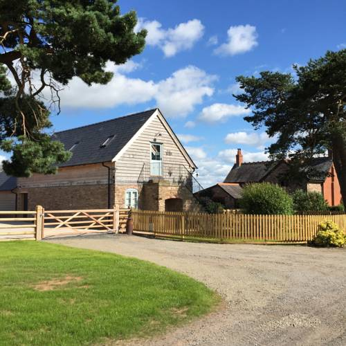 The Barn - Nr Bromyard Cover Picture
