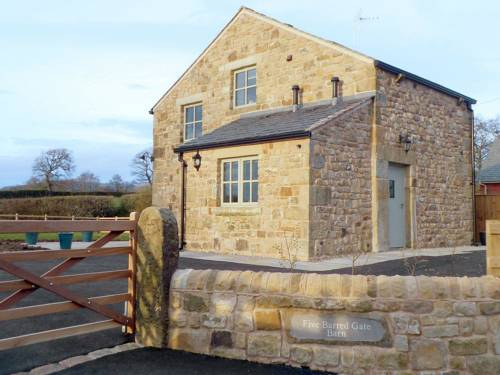 Five Barred Gate Barn Cover Picture