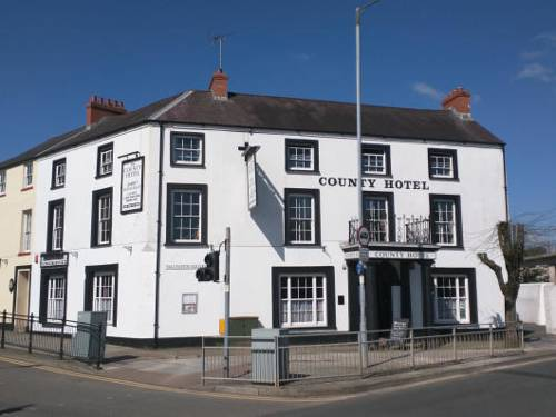The County Hotel Cover Picture