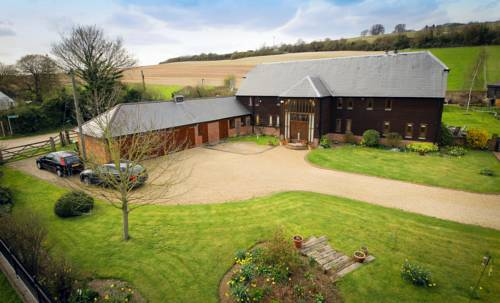 North Downs Barn Cover Picture