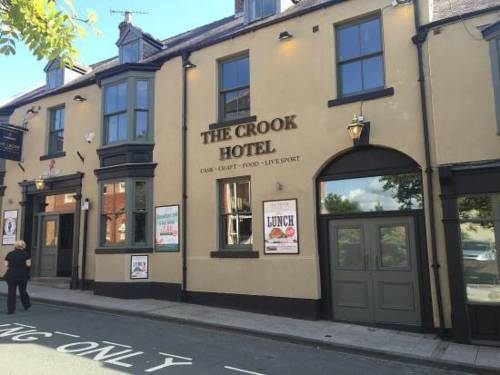 Crook Hotel Cover Picture
