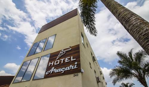 Hotel Araçari Cover Picture
