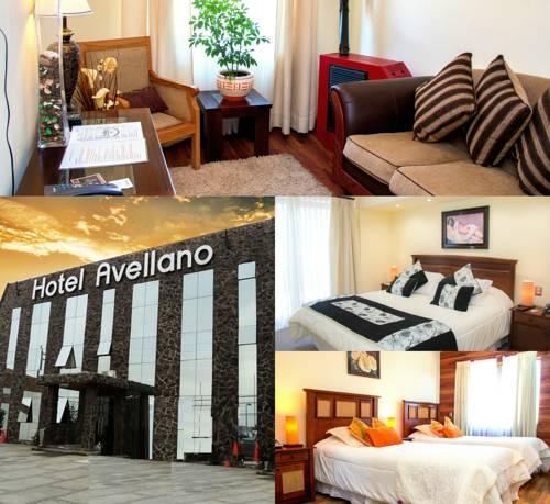 Hotel Avellano Cover Picture