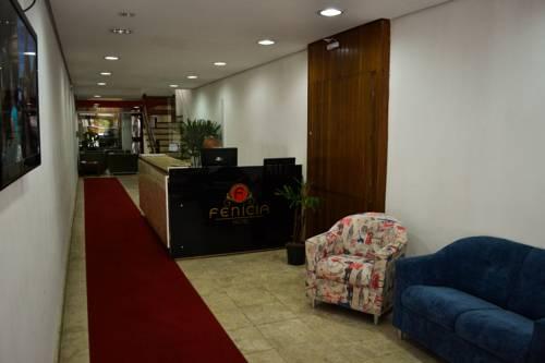Novo Hotel Fenícia Cover Picture