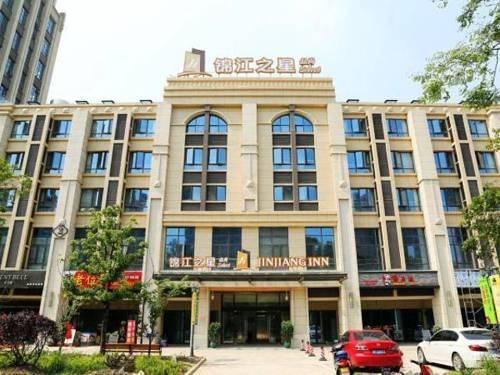 Jinjiang Inn Select Suzhou Industrial Zone Jundi Manhattan Plaza Cover Picture