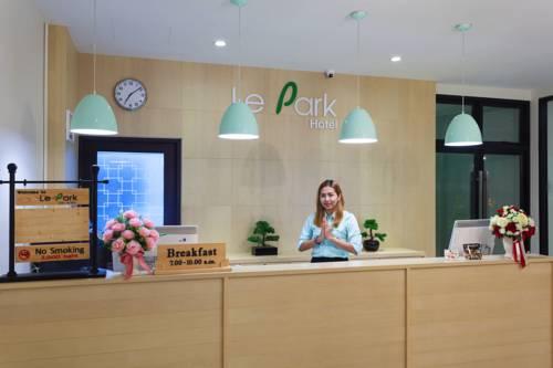 Le Park Hotel Cover Picture
