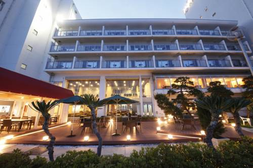 Oarai Hotel Cover Picture
