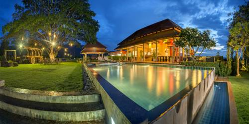 Lucerne Villa Resort Cover Picture