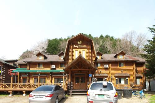Muju Log House Pension Cover Picture