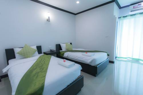 Deluxe Hotel Khon Kaen Cover Picture