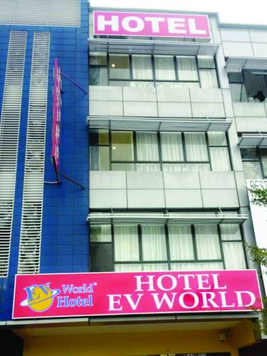 EV World Hotel Bukit Jalil Cover Picture