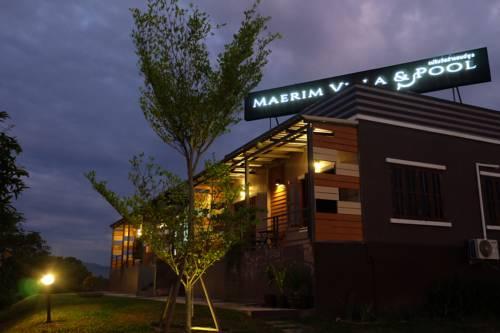 Maerim Villa&Pool Cover Picture