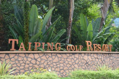 Fairway Height Taiping Golf Resort Cover Picture
