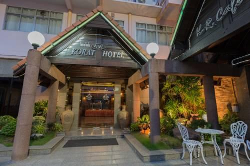Korat Hotel Cover Picture