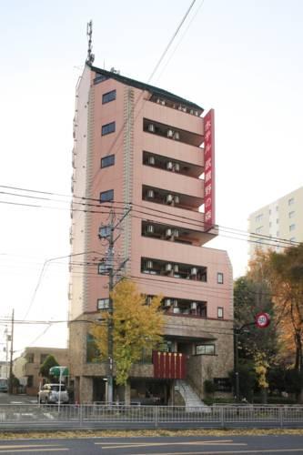 Hotel Musashino no Mori Cover Picture