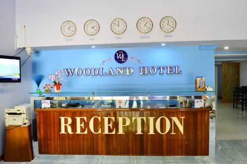 Woodland Hotel Cover Picture