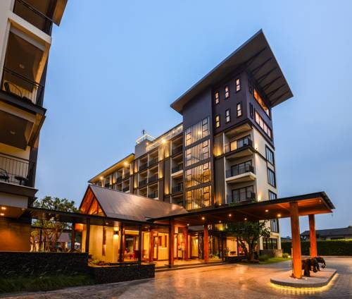Amanta Hotel Nongkhai Cover Picture