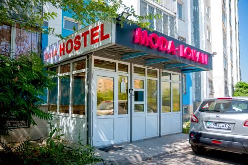 Dervish Hostel Almaty Cover Picture
