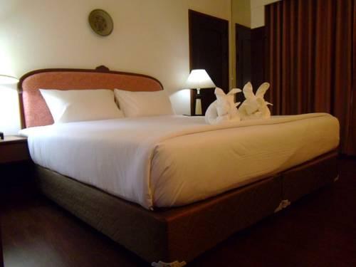 Mayflower Grande Hotel Phitsanulok Cover Picture