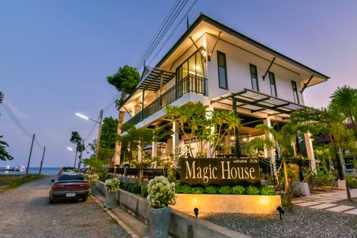 Magic House Cover Picture