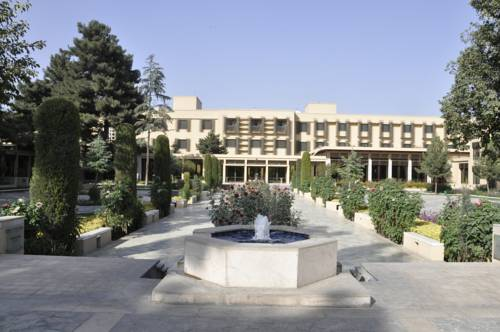 Kabul Serena Hotel Cover Picture