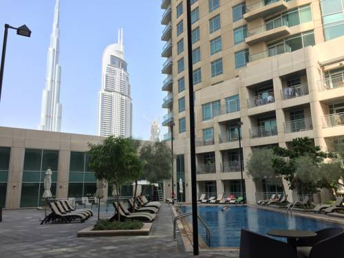 Espace Holiday Homes - Burj View Cover Picture