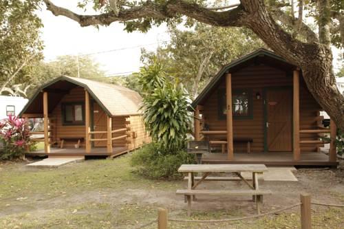 Miami Everglades Camping Resort Studio Cabin 2 Cover Picture