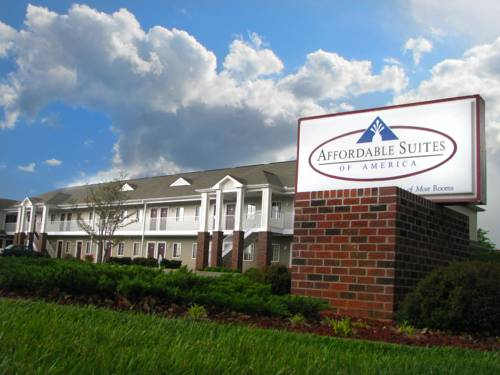 Affordable Suites Conover / Hickory Cover Picture