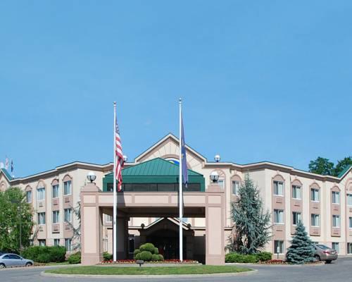 Comfort Inn & Suites Hawthorne Cover Picture