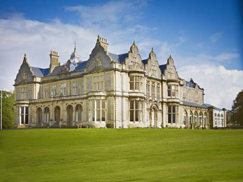 Clevedon Hall Cover Picture