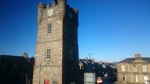 Dufftown Tower View Cover Picture