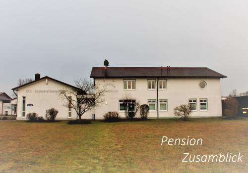 Pension Zusamblick Cover Picture