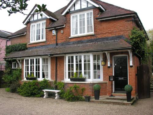 Frasers Guest House Cover Picture