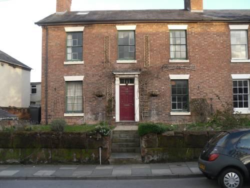 Shrewsbury Georgian Town House Cover Picture