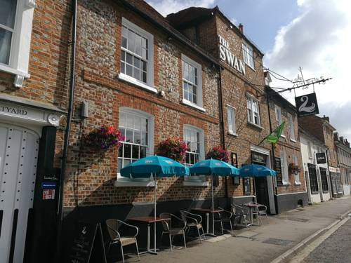 The Swan Hotel Thame Cover Picture