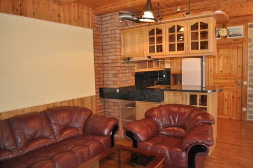 Alevi 6/3 Holiday Home with Sauna Cover Picture