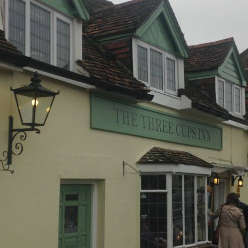 The Three Cups Inn Cover Picture