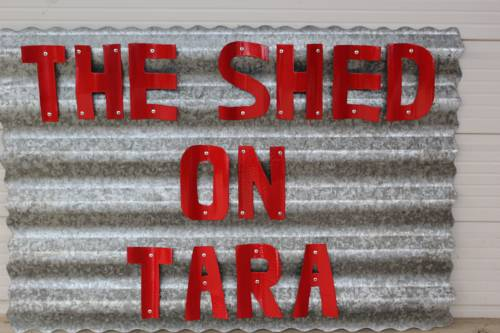 The Shed on Tara Cover Picture