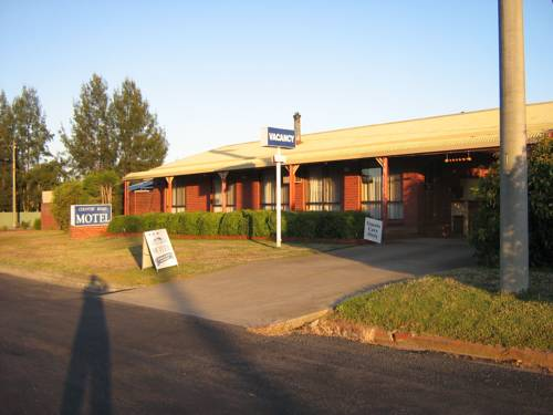 Country Road Motel St Arnaud Cover Picture