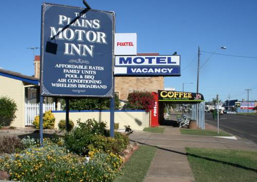 The Plains Motor Inn Cover Picture