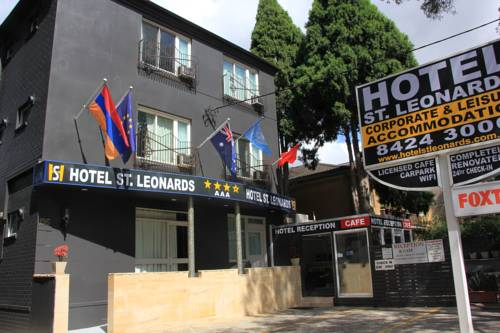 Hotel St Leonards Cover Picture