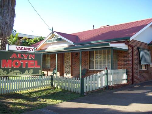 Alyn Motel Cover Picture