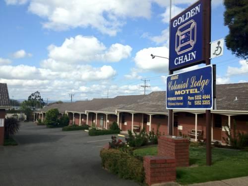 Ararat Colonial Lodge Motel Cover Picture