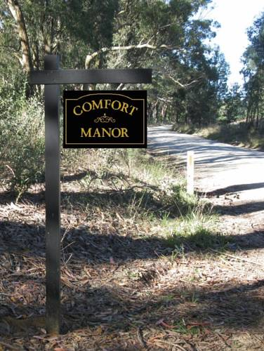 Comfort Manor Cover Picture