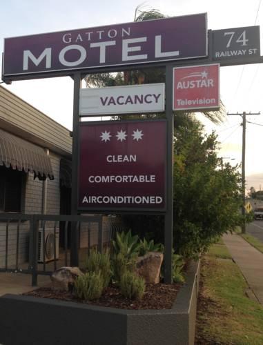 Gatton Motel Cover Picture