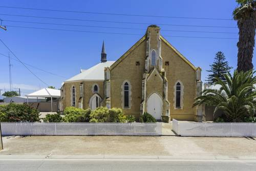 Wallaroo Church Holiday House Cover Picture