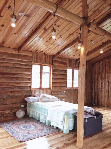 Agape Log Cabin And Restaurant Cover Picture